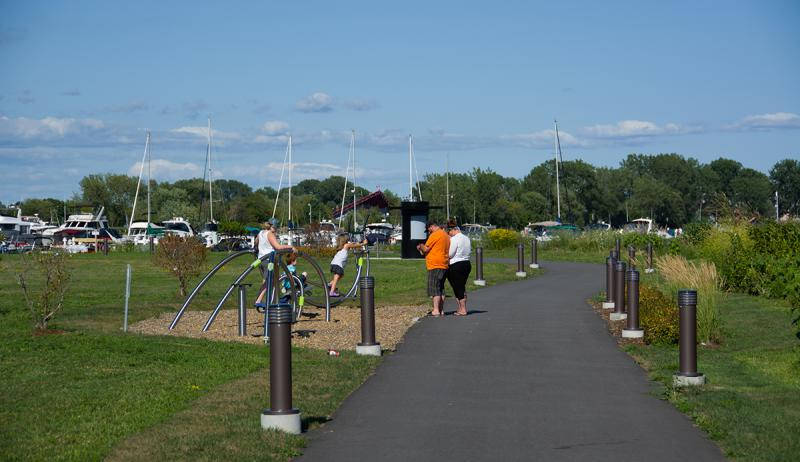 Trenton Waterfront Trail