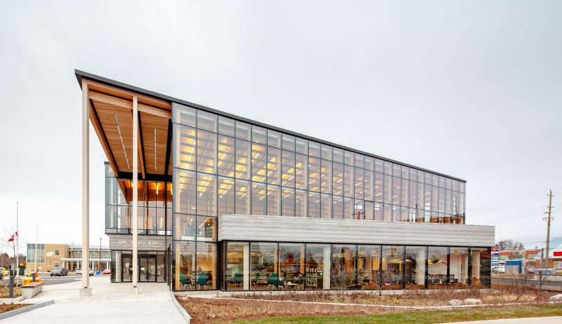 Oak Ridges Library