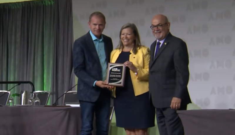 The 2018 Gas Tax Awards (2018 AMO Conference)