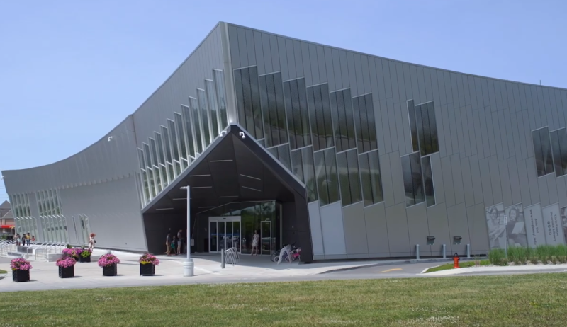 Vaughan's Civic Centre Resource Library